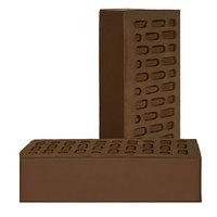 Кирпич Шоколад Гладкий Одинарный (формат 1,0 НФ)